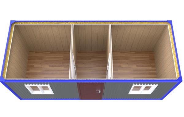 Блок-контейнер БК 07