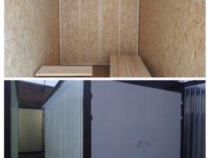Дачный домик 5х3