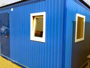 Блок-контейнер 4х2,4 ЛДСП